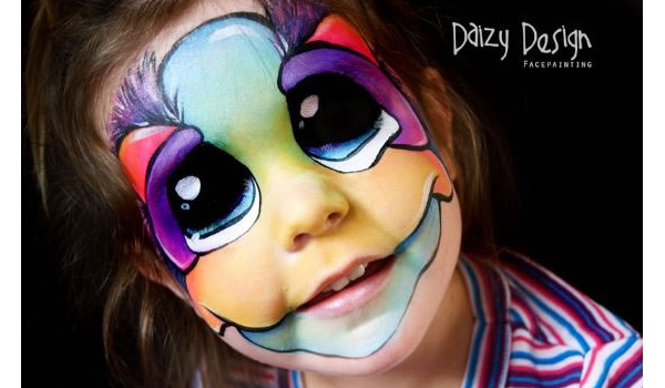 Christy Lewis Face Painter