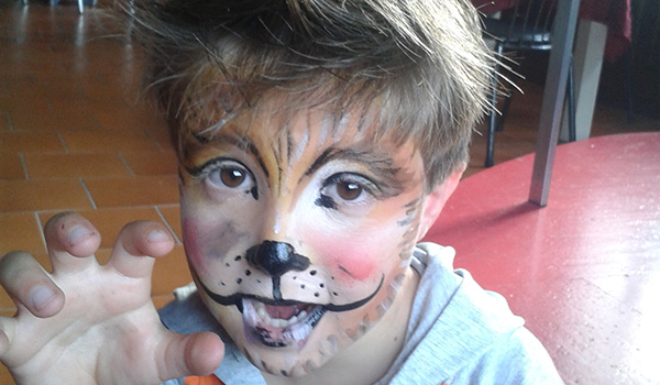 Face Painting Compleanno