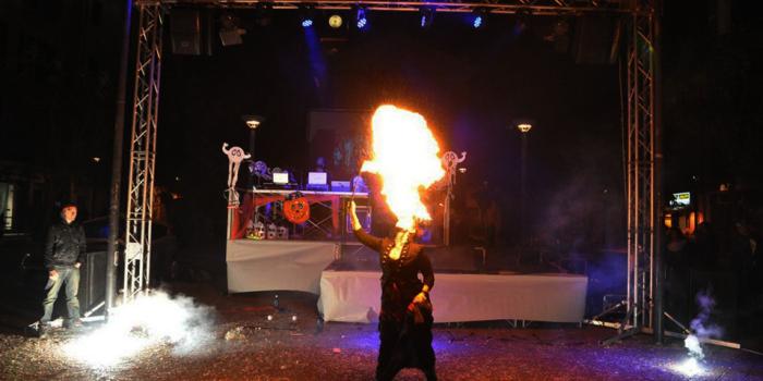 MegaHalloween 2014: Festa di Halloween Cecina